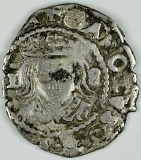 1 real argent 1684