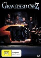 Graveyard Carz : Season 1 (DVD, 2014, 3-Disc Set) BRAND NEW SEALED