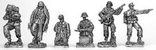 CP Models WS10 20mm Diecast WWII SS German Waffen SS MG42 Crew moving and firing