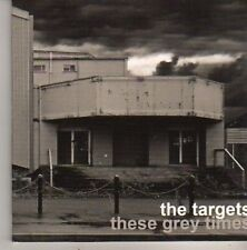(CN343) The Targets, These Grey Times - 2010 sealed DJ CD