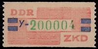DDR ZKD B 27 Y postfrisch xx ...!!!  Mit Aufpreis-Rückkaufgarantie..!!!