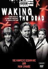 Waking the Dead: Season 1  Pilot Episode (DVD, 2006, 3-Disc Set)