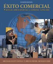 Éxito comercial: Prácticas administrativas y contextos culturales (with Audio