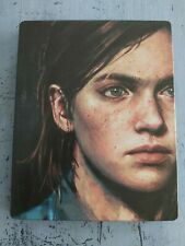 The Last of Us Part 2 PS4 Steelbook