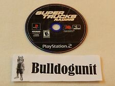 Super Trucks Racing Disc Only Playstation 2 PS2 Game
