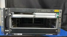 Cisco 7604 Chassis Bundle inkl. dual AC 7600-sip-400 FAN Modul