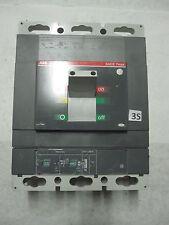 ABB SACE Tmax T6S 800 Circuit Breaker T6S600BW PR221DS