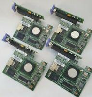 LOT OF 4 IBM X3650 M2 M3 SAS SATA RAID Controller + PCI-E 8x Expander Riser Card