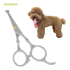 Pet Dog Safety Rounded Tips Scissor Grooming Thinning Animal Cutting Tool