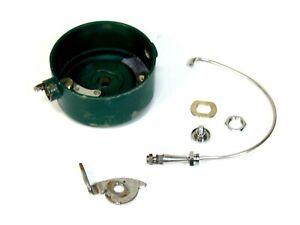 Vintage Penn Spinfisher 710 Greenie Rotor & Bail