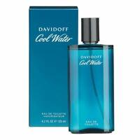 Davidoff Cool Water EDT Men Spray 125ml NEW BOXED