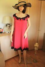 Neu elegantes Damen Kleid in Farbe Pink Gr 44/46 von Body Flirt Abendkleid Party