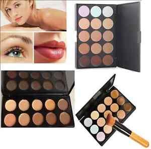 New Face Makeup Concealer Camouflage Neutral Contour Palette Kit Set UK Seller