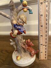 "Goebel Hummel Figurine Culprits Hum 56/A 6 3/4"" Tall"