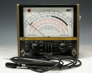 B&K 290 Electronic Multimeter with PR-21 Probe. Working. Excellent Condition
