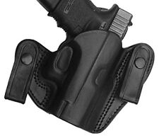 Tagua DSH-340 Glock 30 Dual Snap Holster, Black, Right Hand dsh-340