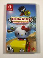 Hello Kitty Kruisers with Sanrio Friends (Nintendo Switch, 2018) Fast Shipping