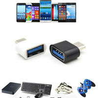 Mouse Keyboard OTG Converter 2PC Micro USB Male to USB 2.0 Adapter Android Phone