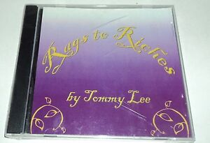 RAGS TO RICHES By Tommy Lee CD New In Factory Sealed Case