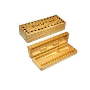 GrassLeaf Wooden Stash Box Small