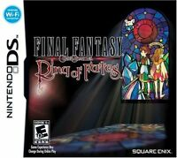 Final Fantasy: Crystal Chronicles -- Ring of Fates  (Nintendo DS, 2008) NEW