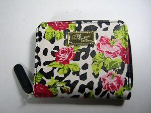 Betsey Johnson LBZIPRINT (LBZPRND) Women's Zip Around Wallet Selected Color