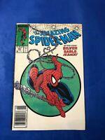 Amazing Spider-man #301, VG 4.0, Todd McFarlane Art, Silver Sable