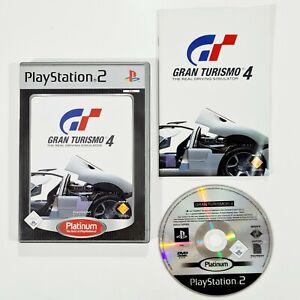 SONY PlayStation 2 GRAN TURISMO 4 dt. Autorennen/Racing/Tuning/Rennspiel/Cars