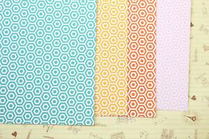 Honeycomb scrapbooking card stock 250gsm paper craft cardstock journaling cards
