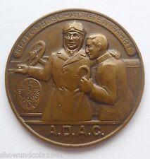 Plakette Badge Autoplakette --ADAC Kriegsbeschädigten Fahrt-- Medaille