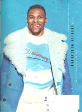 ESPN December 25 2017 Russell Westbrook Blue Cover Double Issue Best Deal L@@K !