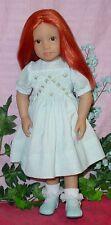 """Monique Doll Wig 9/10 fits  Kidz N Katz, Katie, """"Evelyn"""" retails $22.20"""