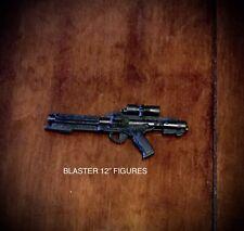 "STAR WARS 12"" STORMTROOPER / CLONE TROOPER BLASTER ONLY HASBRO"