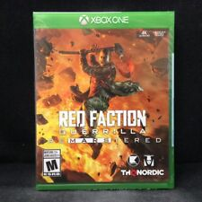 Red Faction Guerrilla Remastered (Xbox One) BRAND NEW/ Region Free