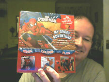MARVEL SPIDERMAN ACTIVITY PACK - BOOK  / JIGSAW GREAT GIFT