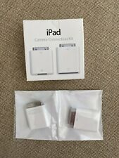 Genuine Apple iPad Camera Connection Kit MC531ZM/A Model A-1362 A-1358