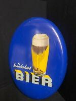 Cool Birra Targa di Latta - Germania Del 1955 Heinz Fehling 1