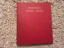Antique 1931 Paragon Stamp Album