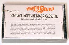 REINIGUNGS-KASSETTE  MC Tonkopfreinigung Cassette  OVP
