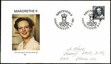 Denmark 1984, 3k30 Queen Margrethe FDC First Day Cover #C40927