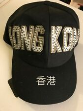 Hong Kong Dolce Gabbana baseball cap hat rhinestone size 59 adjustable