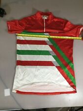 Trevara Hercules Mens Size Xl Xlarge Cycling Jersey  (6826-2)
