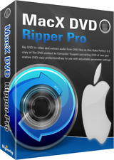 MacX DVD Ripper Pro For MAC OS, iMAC, Macbook | Download | Lifetime Licence