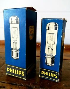 2 x Philips Vintage Projector Bulbs - In Box