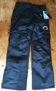NWT NIKE CHICAGO BEARS TEAM ISSUED THERMA PANTS SWEATPANTS JOGGERS SIZE SMALL