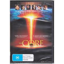 DVD CORE, THE Aaron Eckhart Hilary Swank Sci-Fi Action +Bonus Features R4 [BNS]