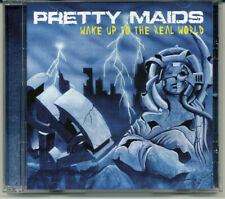 "Pretty Maids ""Wake Up To The Real World"" 2007, CD"