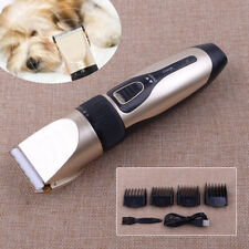 Electric Animal Pet Dog Cat Hair Trimmer Shaver Razor Remover Cutter Clipper Kit