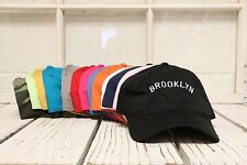 New Brooklyn Baseball Cap Hat Many Colors Available