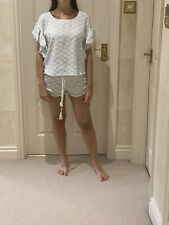 Maisonhotel 2 Piece Shorts And Top Small (UK 8)
